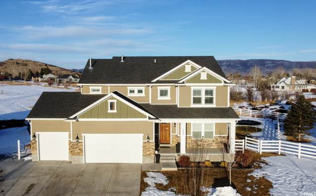 369 E Bowden Cir #15, Midway, UT 84049 (MLS #1719196) :: High Country Properties