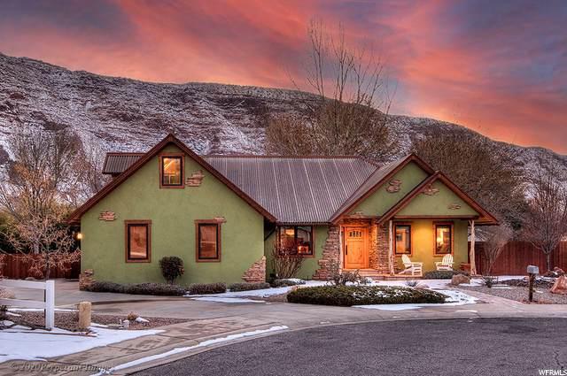 504 Cottonwood Ln, Moab, UT 84532 (#1719204) :: Gurr Real Estate