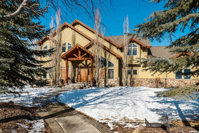 3433 E Lost Colt Dr, Heber City, UT 84032 (MLS #1719211) :: High Country Properties
