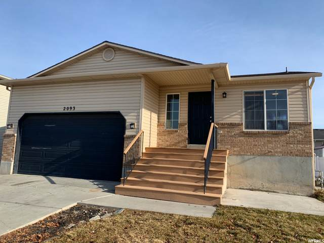 2093 S Lake Mesa Dr, Syracuse, UT 84075 (#1719212) :: Doxey Real Estate Group