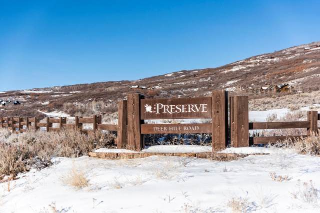 472 N Deer Hill Rd, Park City, UT 84098 (#1719228) :: Utah Best Real Estate Team | Century 21 Everest