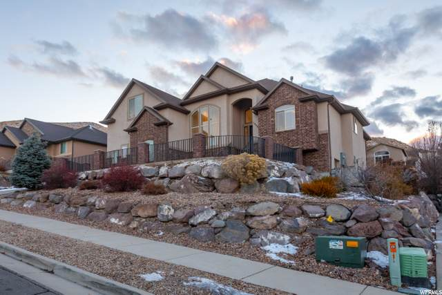 14486 S Rose Summit Dr W, Herriman, UT 84096 (#1719232) :: Utah Best Real Estate Team | Century 21 Everest