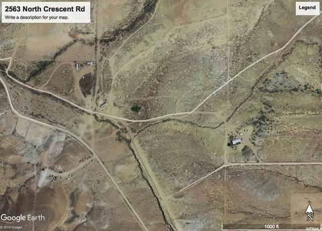 2563 N Crescent Rd, Roosevelt, UT 84066 (#1719235) :: Red Sign Team