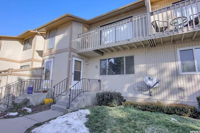 1580 E 900 S G, Clearfield, UT 84015 (#1719237) :: Doxey Real Estate Group