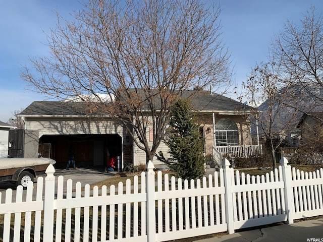 2346 N 850 St W, Provo, UT 84604 (#1719250) :: Berkshire Hathaway HomeServices Elite Real Estate