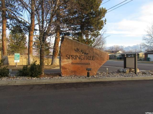 5500 S Springtree Ln 10G, Salt Lake City, UT 84107 (#1719257) :: Red Sign Team