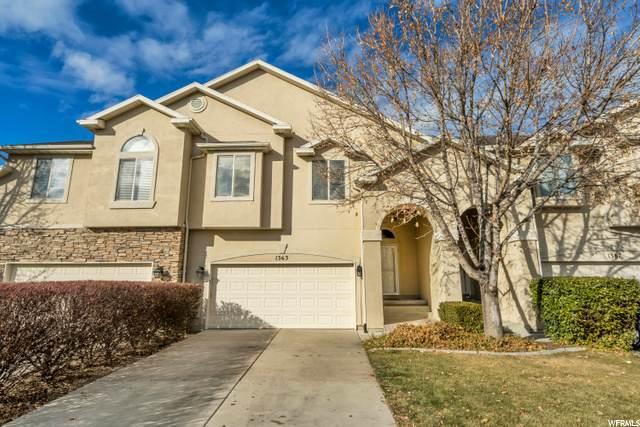 1363 E Old Maple Ct S, Salt Lake City, UT 84117 (#1719260) :: Colemere Realty Associates