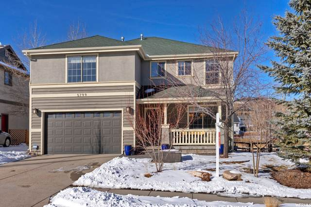 5799 Sagebrook Dr, Park City, UT 84098 (#1719269) :: Powder Mountain Realty