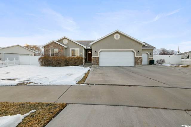 533 W 1240 S, Payson, UT 84651 (#1719270) :: Berkshire Hathaway HomeServices Elite Real Estate