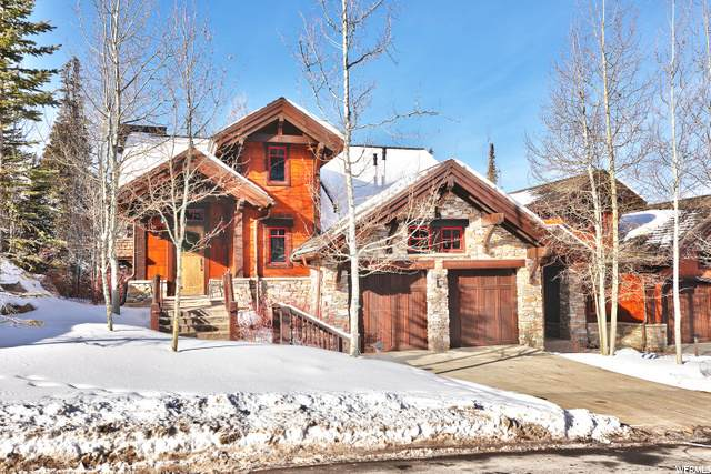 8865 Empire Club Dr #21, Park City, UT 84060 (#1719274) :: Colemere Realty Associates