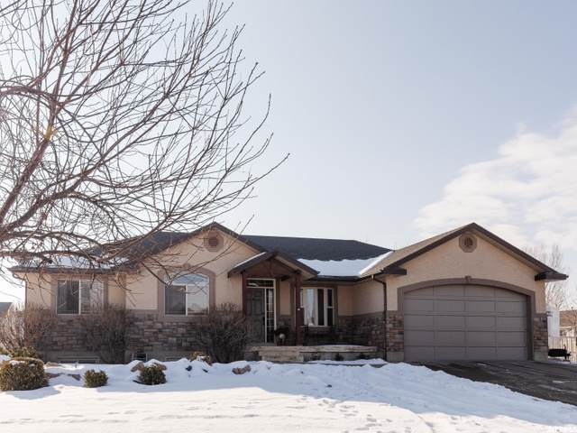672 W 275 N, Hyrum, UT 84319 (#1719341) :: Colemere Realty Associates