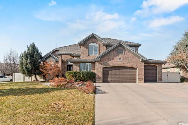 9762 S King Benjamin Dr, South Jordan, UT 84095 (#1719371) :: Doxey Real Estate Group