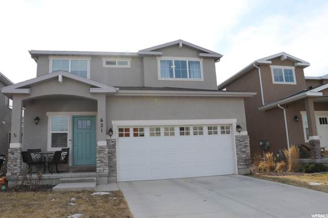 621 W Life Dr, Bluffdale, UT 84065 (#1719377) :: Doxey Real Estate Group