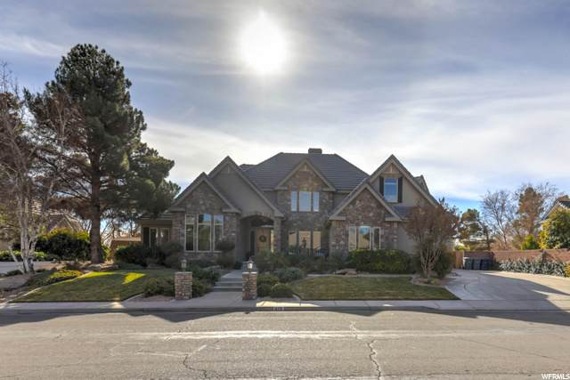 870 E 1010 S, St. George, UT 84790 (#1719385) :: Big Key Real Estate