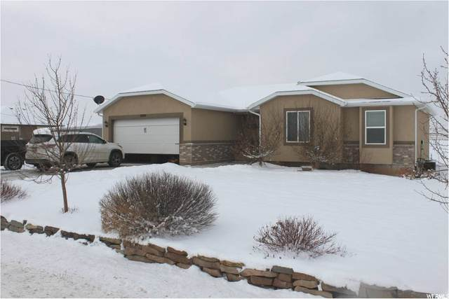 2820 S 1500 E, Roosevelt, UT 84066 (#1719387) :: Berkshire Hathaway HomeServices Elite Real Estate
