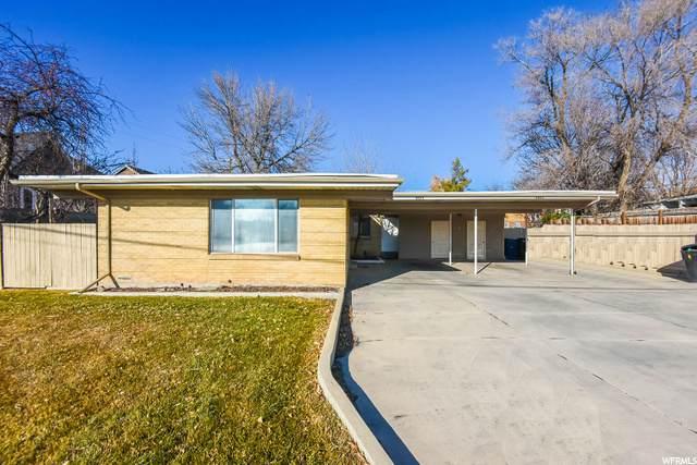 1451 E 4500 S, Salt Lake City, UT 84117 (MLS #1719404) :: Lookout Real Estate Group