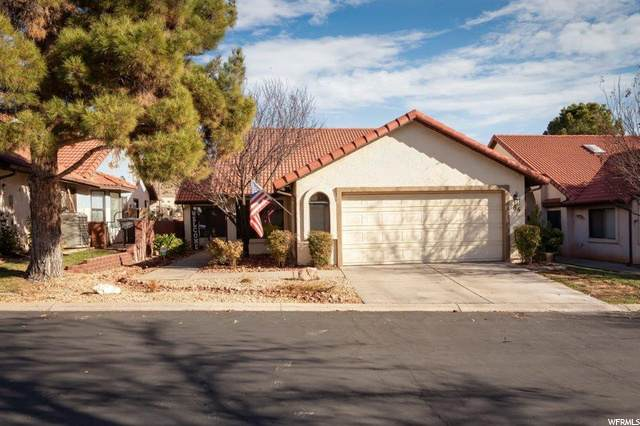 301 S 1200 E #86, St. George, UT 84770 (#1719412) :: Big Key Real Estate