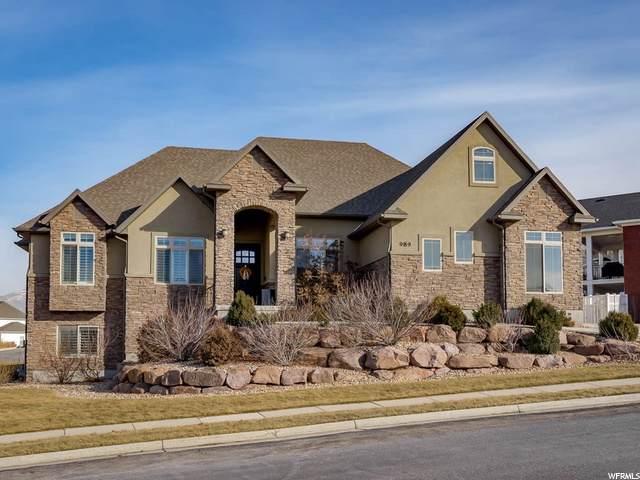 989 Parkway Dr, North Salt Lake, UT 84054 (#1719413) :: Utah Best Real Estate Team | Century 21 Everest
