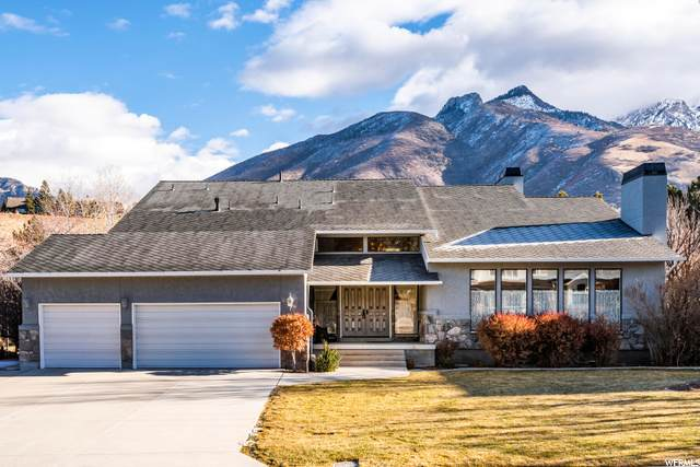 8391 S Robidoux Rd, Sandy, UT 84093 (#1719430) :: Berkshire Hathaway HomeServices Elite Real Estate