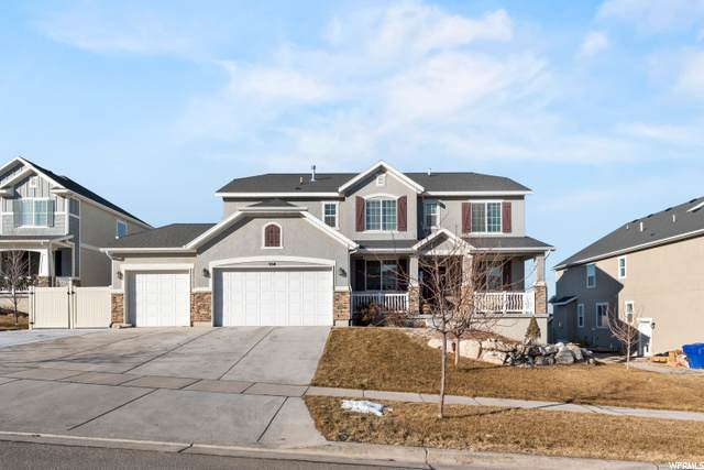 554 W Lori Ln, Saratoga Springs, UT 84045 (#1719431) :: Colemere Realty Associates