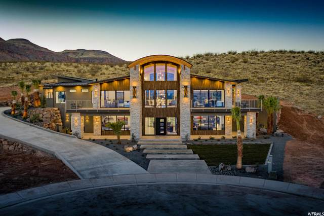 3652 S Cypress Point Rd, Hurricane, UT 84737 (#1719439) :: EXIT Realty Plus