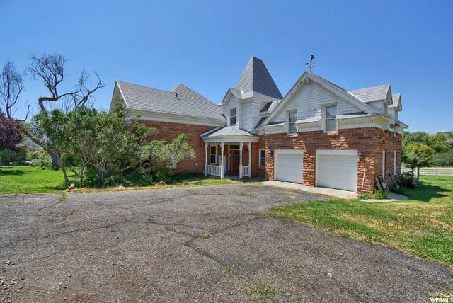 4800 E Lake Creek Rd, Heber City, UT 84032 (#1719441) :: Big Key Real Estate