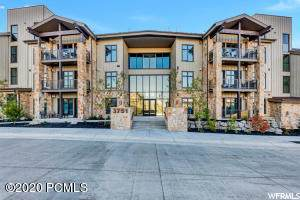 3751 Blackstone Dr 3I, Park City, UT 84098 (#1719454) :: Red Sign Team