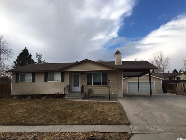 6248 S Westlilac Dr, West Jordan, UT 84081 (MLS #1719465) :: Lookout Real Estate Group