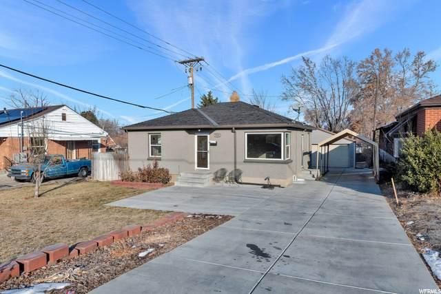 924 E 36TH St, Ogden, UT 84403 (#1719509) :: Utah Best Real Estate Team | Century 21 Everest