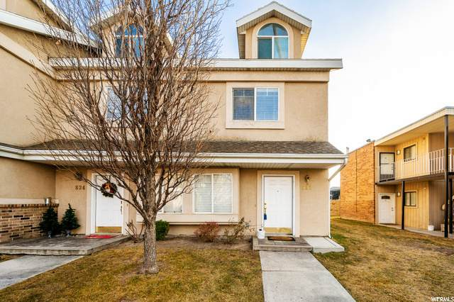 832 E 4020 S, Salt Lake City, UT 84107 (#1719512) :: Colemere Realty Associates
