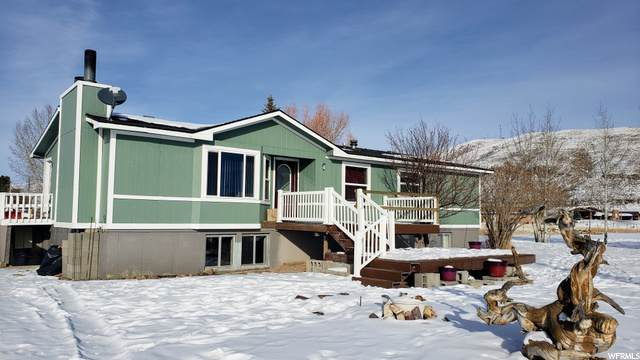 10833 Hwy 30, Cokeville, WY 83114 (MLS #1719514) :: Lawson Real Estate Team - Engel & Völkers