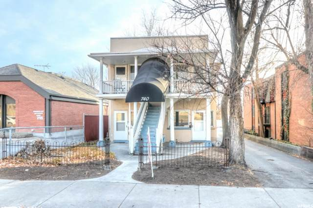740 E 100 S, Salt Lake City, UT 84102 (#1719523) :: Big Key Real Estate