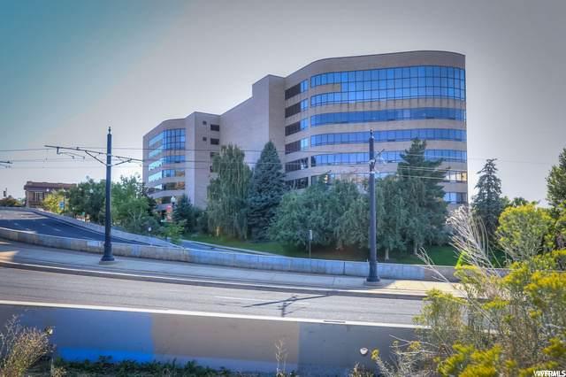 426 S 1000 E #508, Salt Lake City, UT 84102 (#1719540) :: Berkshire Hathaway HomeServices Elite Real Estate