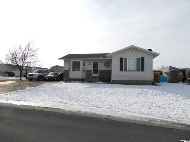 1112 E 30 S, Hyrum, UT 84319 (#1719559) :: Big Key Real Estate