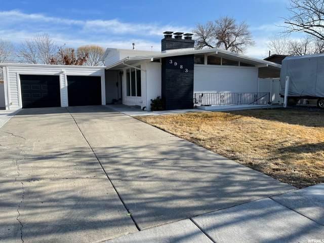 3983 S Las Flores St W, West Valley City, UT 84119 (#1719598) :: Bustos Real Estate   Keller Williams Utah Realtors