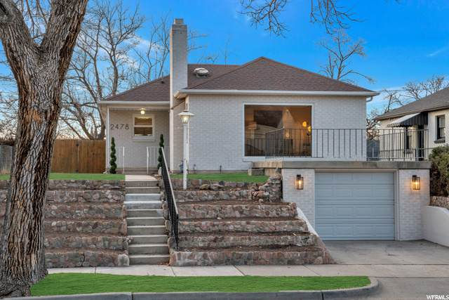 2478 S Glenmare St, Salt Lake City, UT 84106 (#1719603) :: Big Key Real Estate