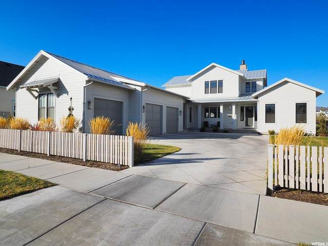 10688 S Watery Way #110, South Jordan, UT 84009 (#1719605) :: RE/MAX Equity