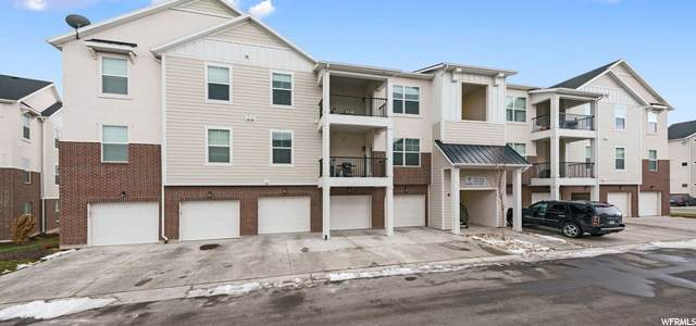 3695 W 1850 N #302, Lehi, UT 84043 (#1719606) :: Powder Mountain Realty