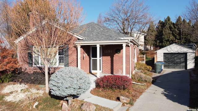 1591 S Glen Arbor St E, Salt Lake City, UT 84105 (#1719611) :: Utah Best Real Estate Team | Century 21 Everest