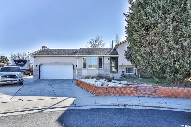 5073 W Lewis Acres Ct, Salt Lake City, UT 84120 (#1719616) :: Bustos Real Estate | Keller Williams Utah Realtors