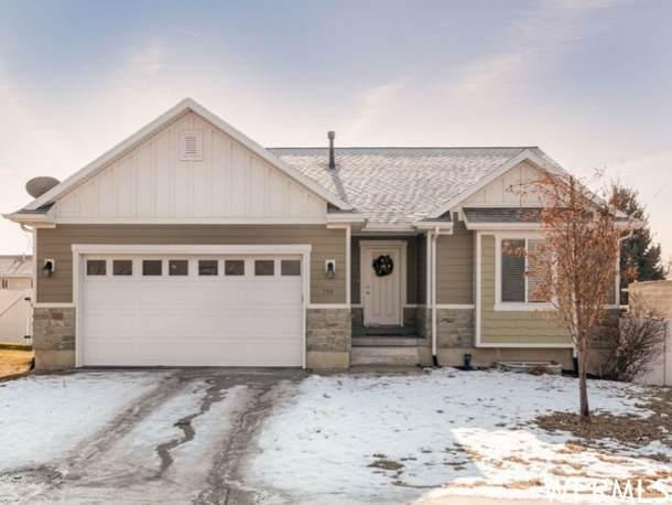 153 N 150 W, American Fork, UT 84003 (#1719639) :: Bustos Real Estate | Keller Williams Utah Realtors