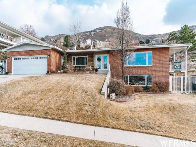 2716 E Comanche Dr, Salt Lake City, UT 84108 (#1720029) :: Big Key Real Estate