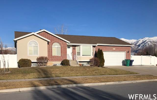 1142 W 345 S, Layton, UT 84041 (#1720075) :: Doxey Real Estate Group