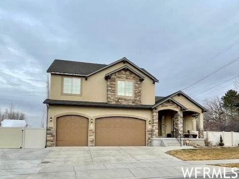 991 E Fallbrook Way, Sandy, UT 84094 (#1720078) :: Big Key Real Estate