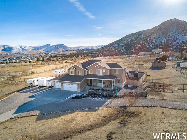 7771 W Canyon Rd S, Herriman, UT 84096 (#1720300) :: Big Key Real Estate