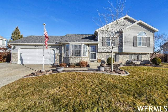 2943 S White Cony Cir W, West Valley City, UT 84128 (#1720353) :: Pearson & Associates Real Estate