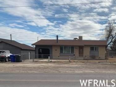 297 W Durfee St, Grantsville, UT 84029 (#1720396) :: Berkshire Hathaway HomeServices Elite Real Estate