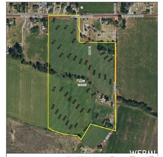 4100 E 2400 S, Center Creek, UT 84032 (#1720485) :: Big Key Real Estate