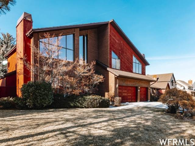 8908 S Cheshire Dr, Sandy, UT 84093 (#1720584) :: Red Sign Team