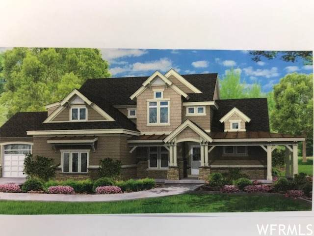 1312 Highgate Ave, West Bountiful, UT 84087 (#1720595) :: Colemere Realty Associates